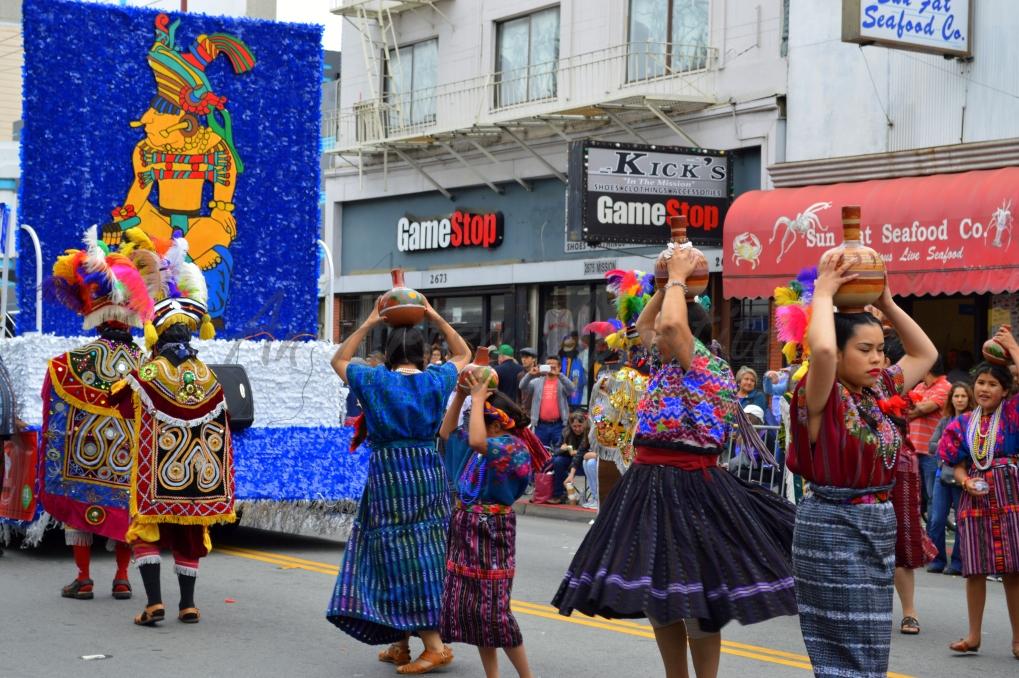 San Francisco Carnaval, 2015