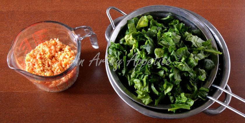 Dal Palak (Spinach Lentil Soup