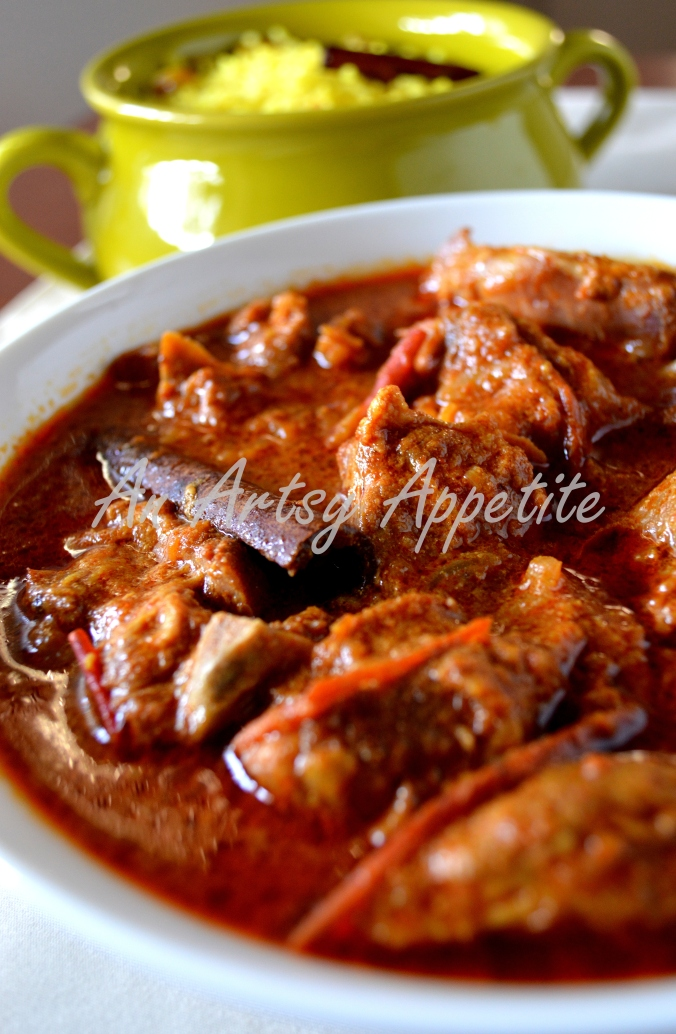 Goat Curry Recipe and Sweet Pilaf Recipe