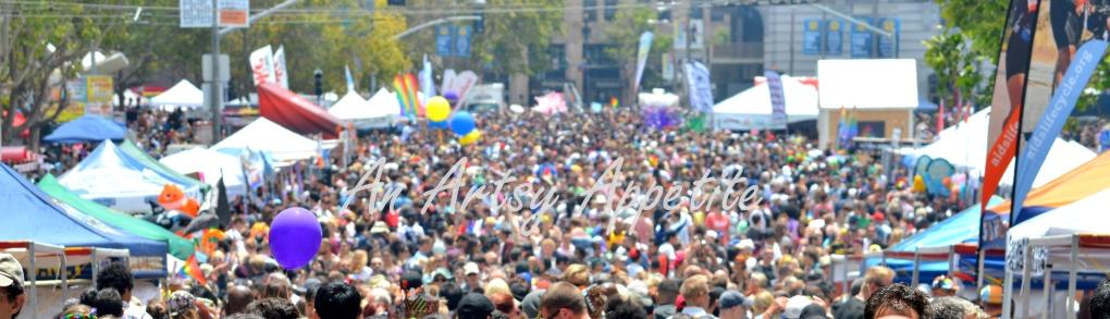 San Francisco Pride Parade 2015