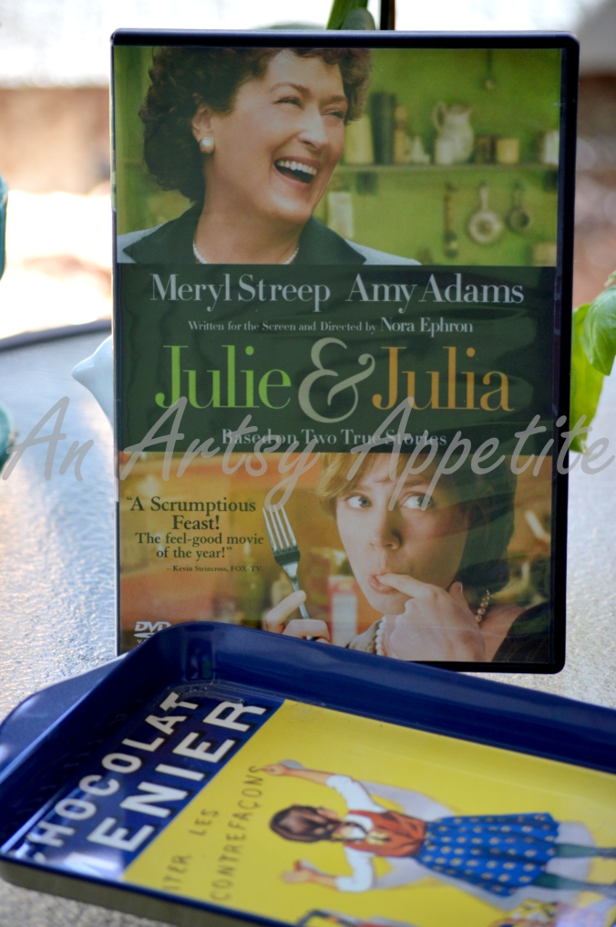 Julie and Julia ~ one of my favorite movies