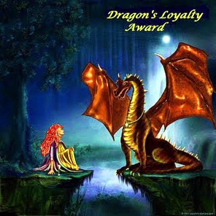 Dragon's Loyalty Award
