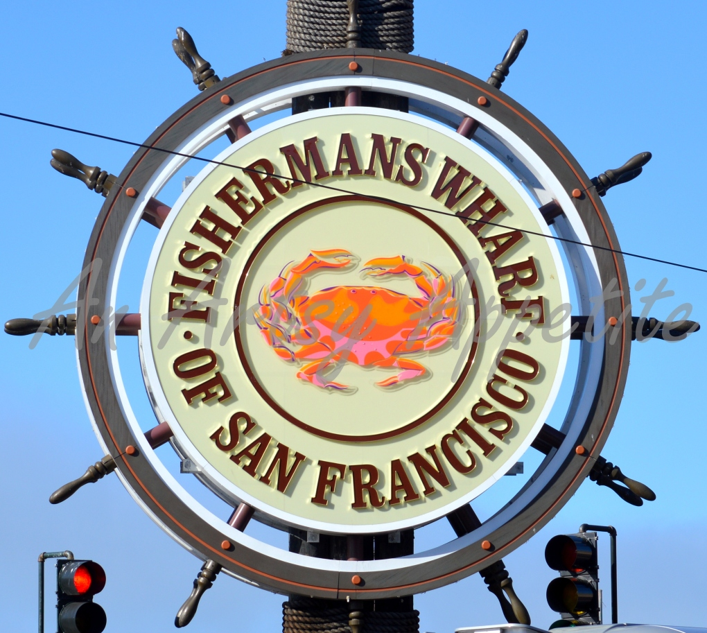San Francisco Fishermans Wharf ~ now one of the top tourist attractions and a place with history (and seafood!)