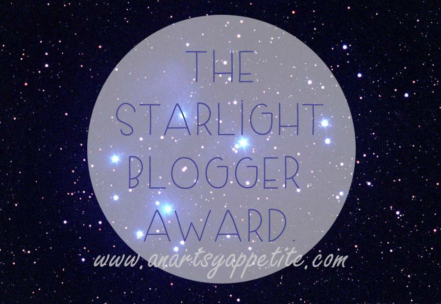 The Starlight Blogger Award