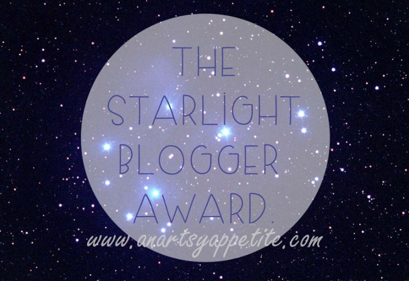 Starlight Blogger Award