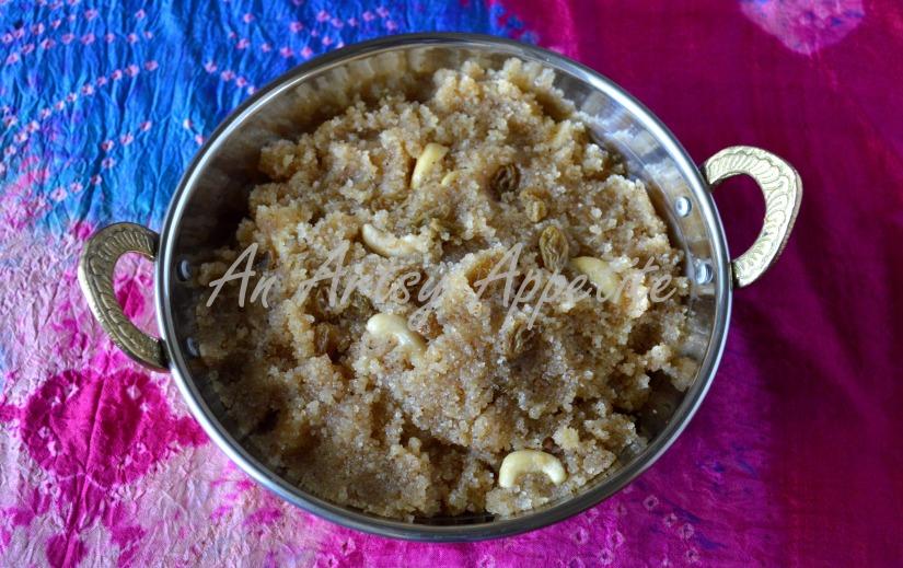 Sooji Halva Recipe