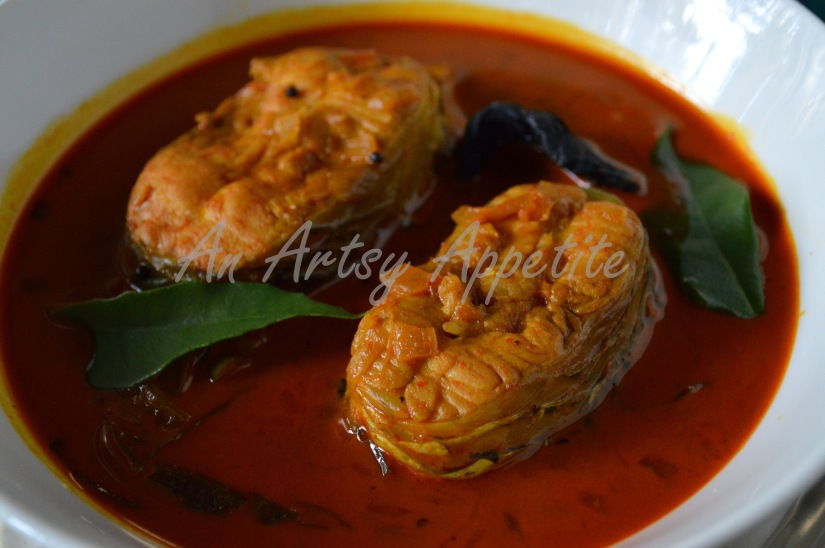 Kerala Fish curry recipe