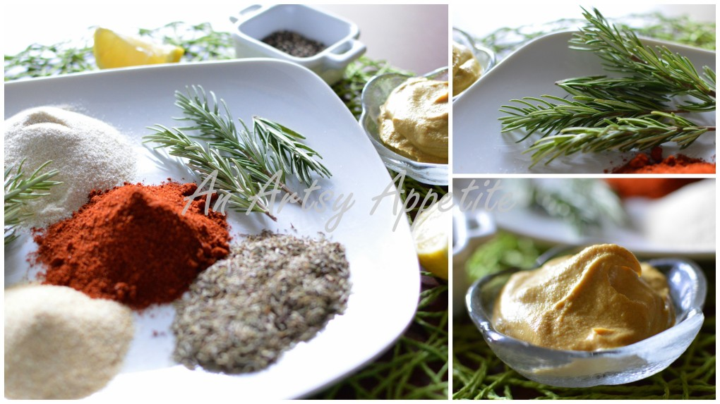 Ingredients for Chicken and Potato Herb IRoast Recipe, Laura Vitale