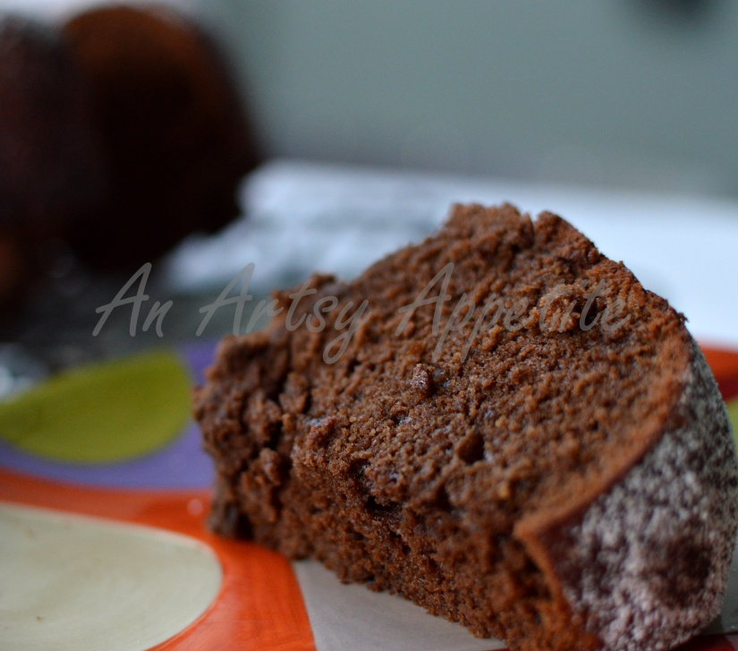 Chocolate Bundt Cake recipe