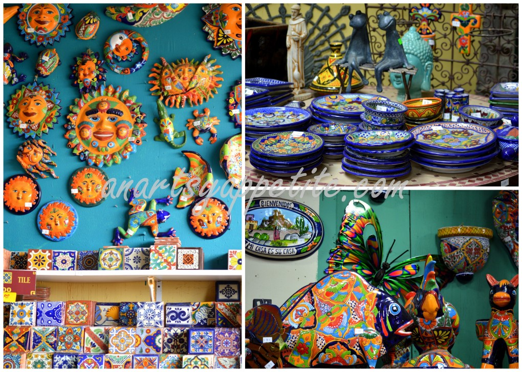Potstop Pottery Shop Talavera Home Garden Interior decoration store