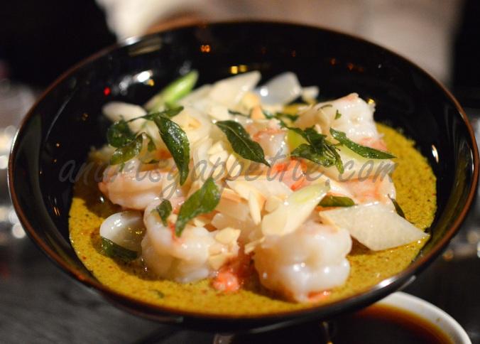 Hakkasan New York Michelin Star Restaurant Review