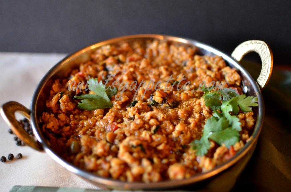 Chicken Keema Masala Recipe, Indian Minced Chicken Recipe