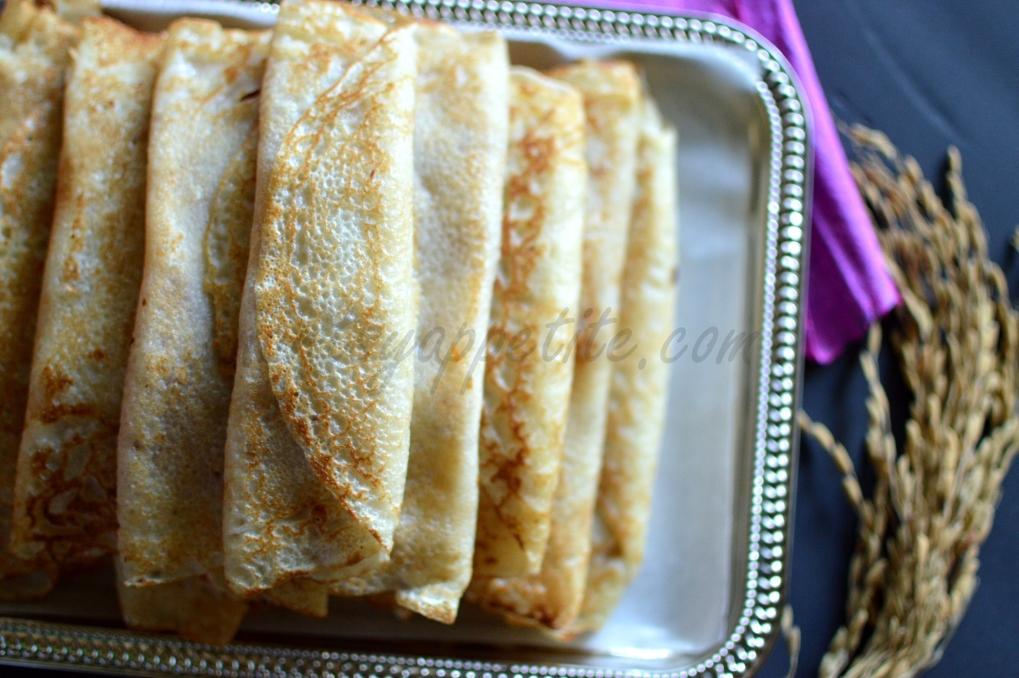 Date Palm Jaggery, Nolen Gur, Nalen Gurer Patishapta Recipe