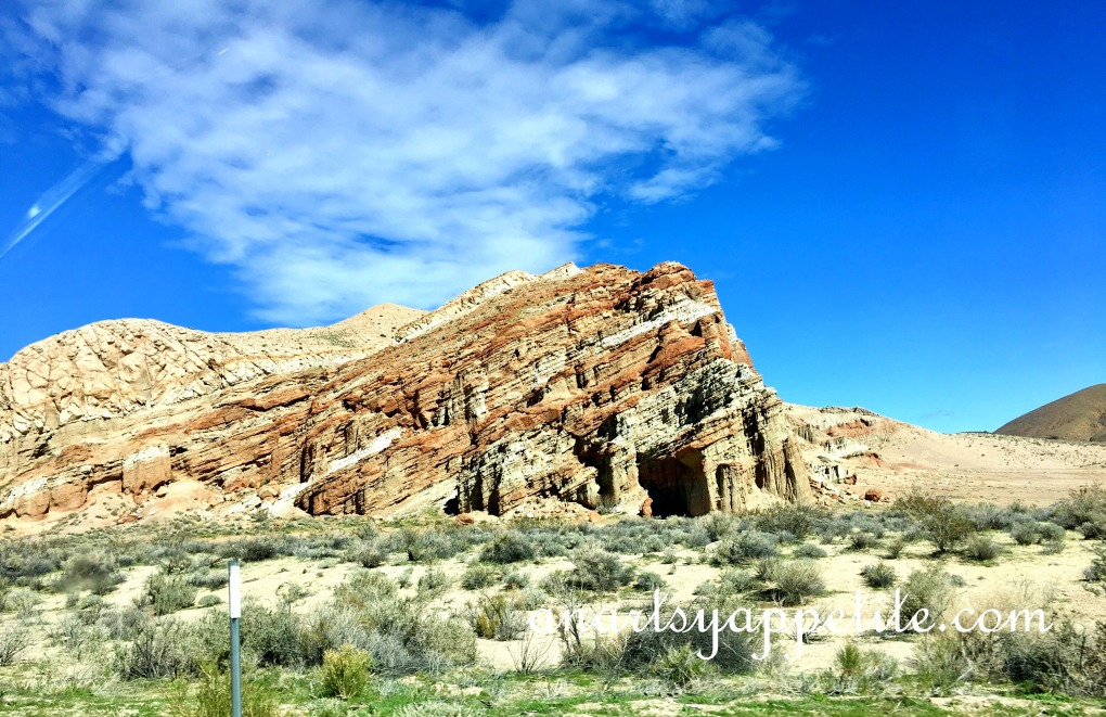 Red Rock Canyon State PArk, CA