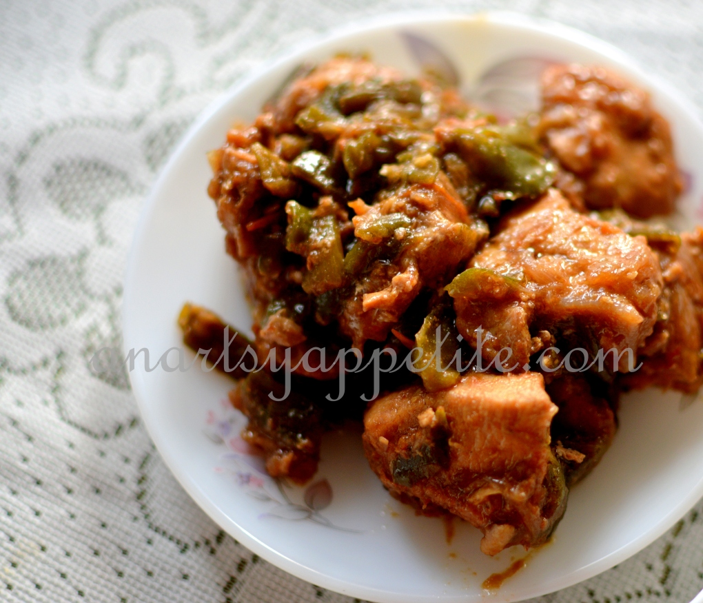Food in Kolkata - homemade recipes , bengali food recipes, food in bengali homes, chili chicken homemade