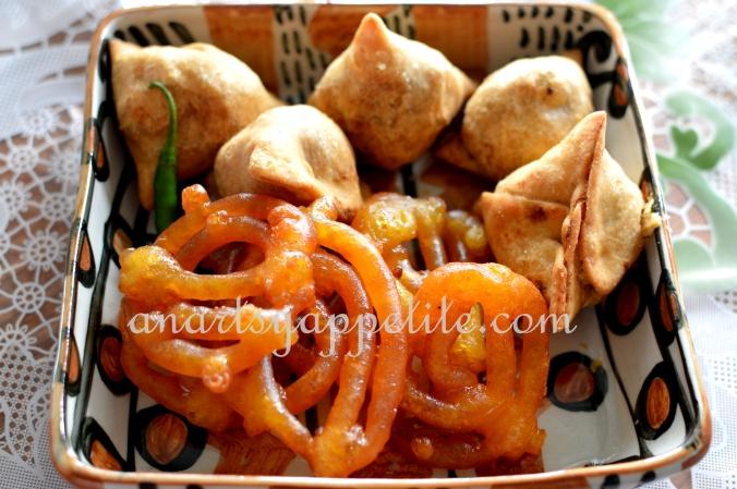 shingara, jalebi, kolkata snacks, kolkata food