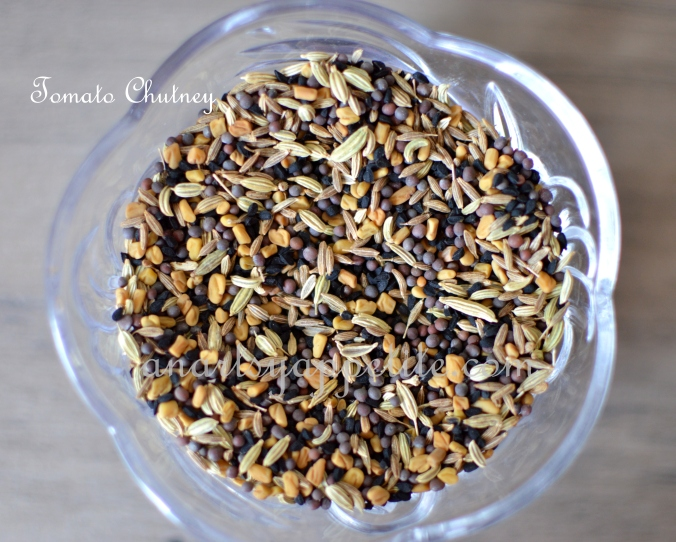 What is Paanch Phoron? Indian Bengali five spice blend