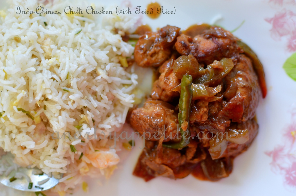 Indo Chinese Chilli Chicken Recipe How To Make Indian Chinese